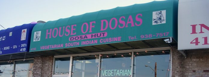 Community Grows Around Traditional South Indian Dishes At