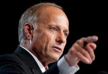 Rep. Steve King of Iowa has been one of the most outspoken in Congress against immigration reform.