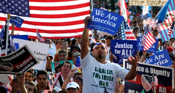 Take action for immigration reform.