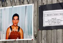 Ecuadorian immigrant Marcelo Lucero was killed in a 2008 hate crime attack.