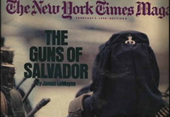 Our government played a large part in the strife plaguing Central America in decades past.