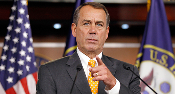 Speaker Boehner has contradicted himself more than once when it comes to immigration reform.