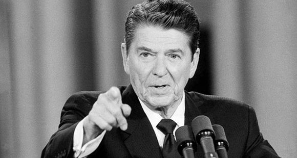 The Reagan Administration instilled fear into those who helped refugees.