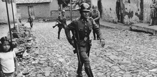 The Salvadoran Civil War was a cruel reality for an impoverished nation reeling from a devastating earthquake.