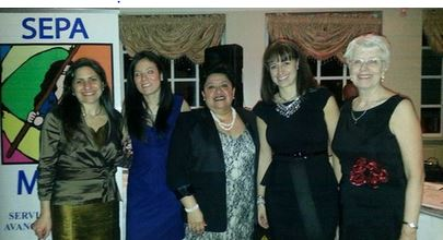 A great night for immigrant women.