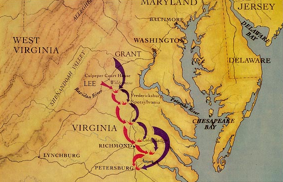 overland-campaign-petersburg