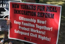 65 percent of voters support immigration reform with a pathway to citizenship.
