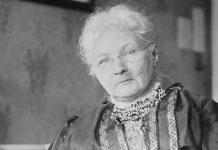 "The ""grandmother of all agitators"" originally hailed from Cork, Ireland."