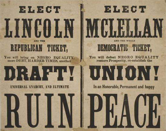 Lincoln-McClellan-poster