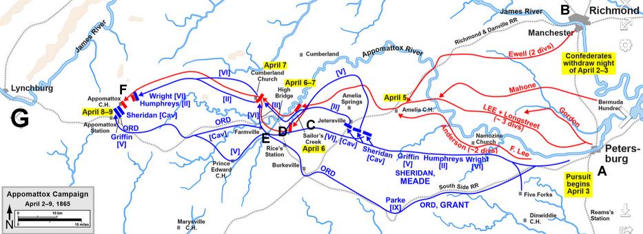 Appomattox-Campaign