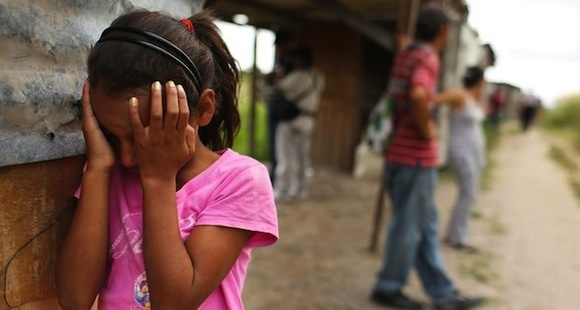 A new report reinforces what experts have been saying from the beginning about the reasons the children have come the U.S.