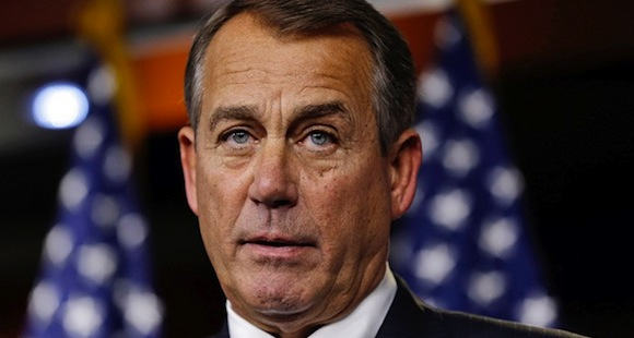 House Speaker John Boehner failed to get even his own modest immigration proposal through the House of Representatives.