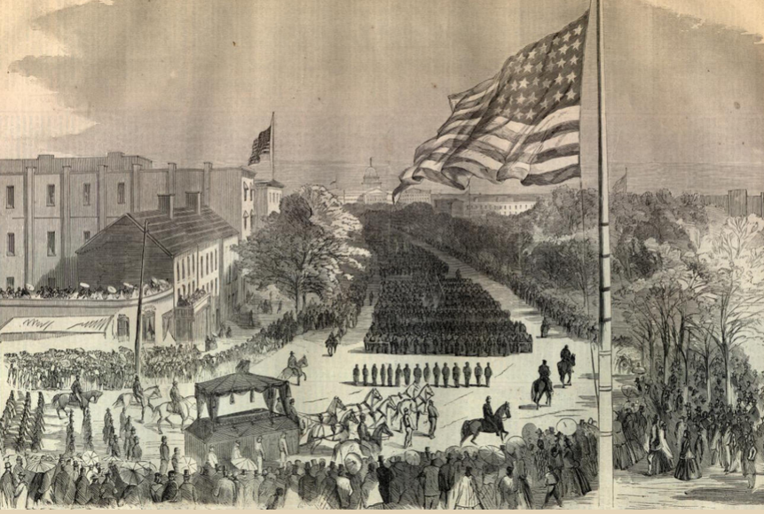 lincoln-funeral-procession-washinton