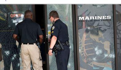 Four murdered Marines.
