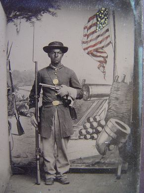freedmen-soldier