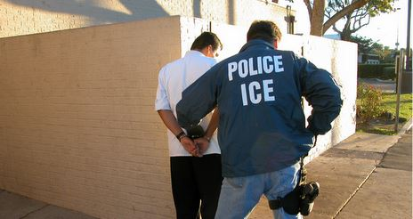 Non--criminal deportations will likely be reduced.