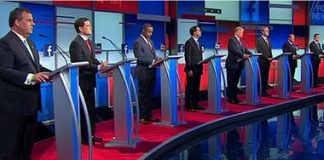 The Top Ten Republicans spent a lot of time on immigration.