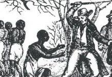 Call to restore slavery in America.