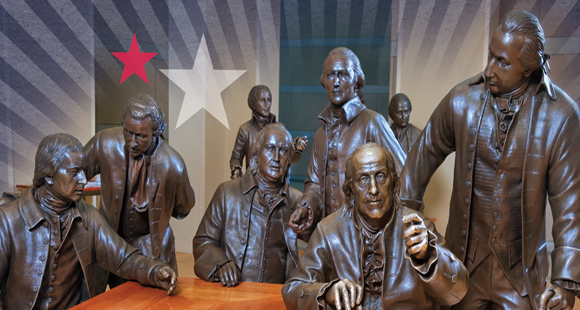 Image taken from the National Constitution Center website.