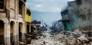 Haitians were granted Temporary Protected Status after the 2010 earthquake.