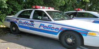 Former Suffolk police officer Scott A. Greene was indicted for stopping latino drivers and steal their money.