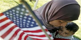 There are approximately 6-8 million Muslims living in the United States.