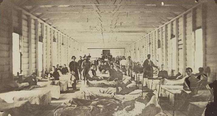 hospital alexandria va
