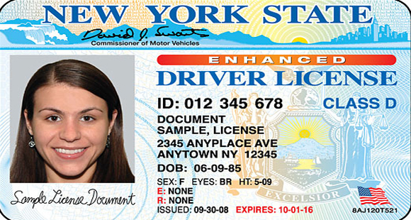 State Show License Campaign Driver's York Island New - The Wins Radio For Efforts Long