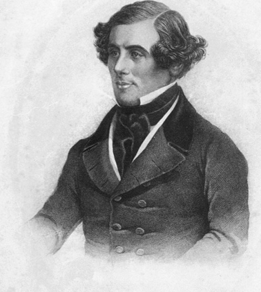 Meagher at the time of the failed 1848 Uprising.