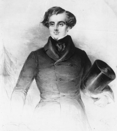 Thomas Francis Meagher as a student.