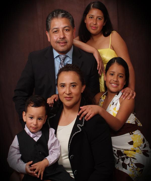 Mateo's family