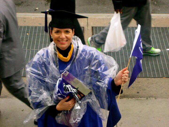 Casas graduated from New York University in 2007.