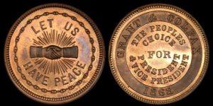 Grant's campaign motto